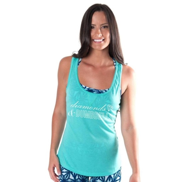 All For Color Tops - RACERBACK ACTIVE TANK
